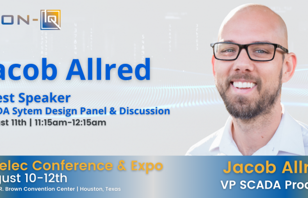 Jacob Allred to be Guest Speaker at Entelec Conference & Expo